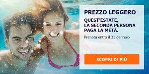 Speciale promozione MSC PREZZO LEGGERO.