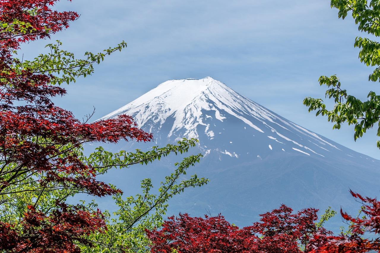 Monte Fuji 5 letture per un viaggio in Giappone