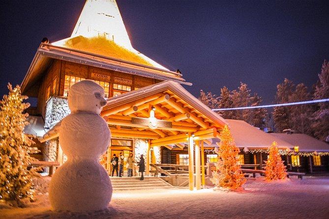 Villaggio di Babbo Natale, Rovaniemi