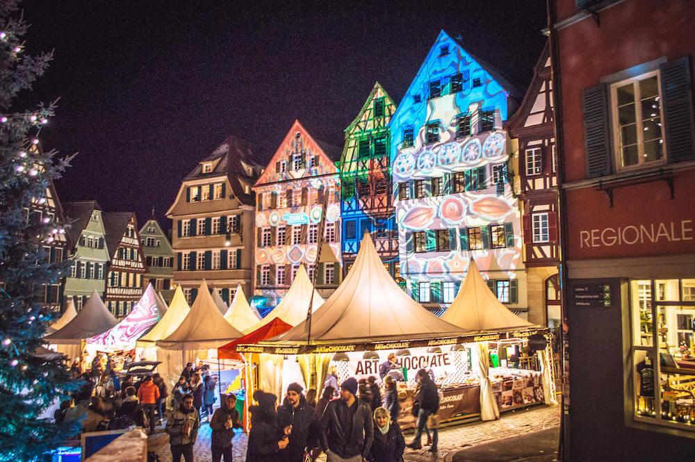 Festival del cioccolato a Tubingen