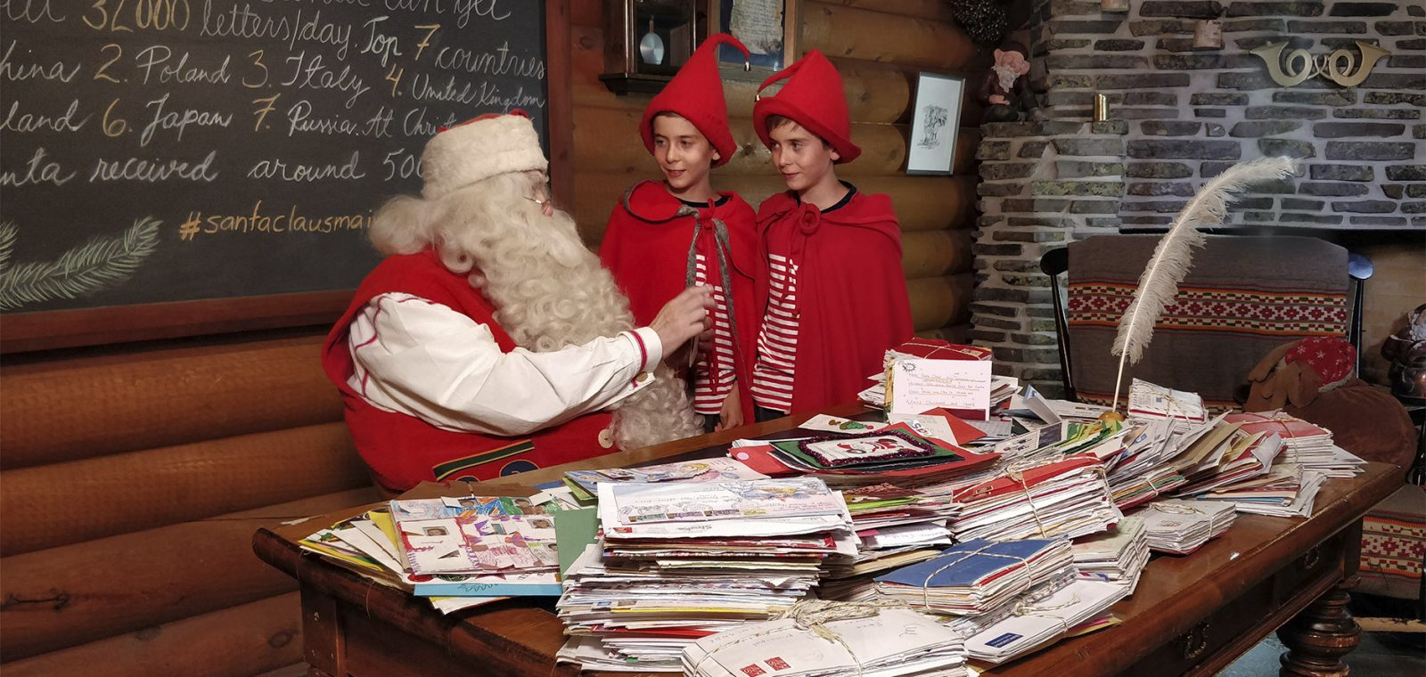 Ufficio di Babbo Natale, Santa Claus Village